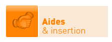Aides et insertion
